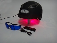 china fast hair growth products laser helmet