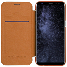 Nillkin Vintage Leather Flip Case for Samsung Galaxy S8