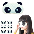 Panda Blindfold Sleep Masks Eye Mask Sleeping Nap Cover Eyeshade 6 style