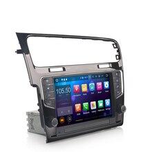 9 «Android 7,1 автомобильный мультимедийный плеер радио gps SatNav BT DAB + USB WiFi DVR DTV для GOLF VII/7 2013