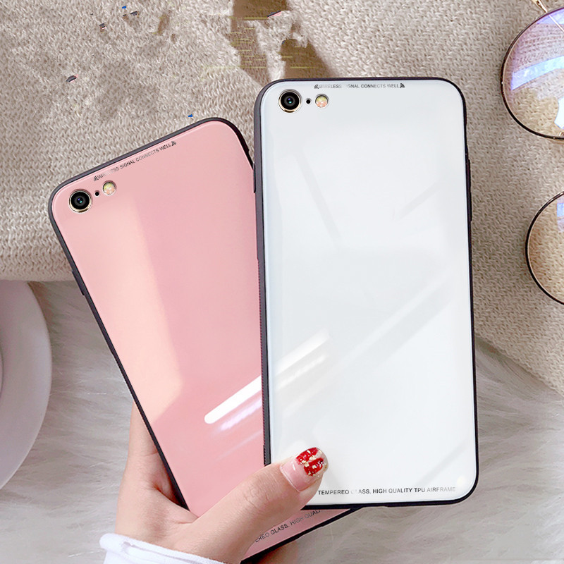 the best attitude e7566 2e300 US $3.15 21% OFF|For OPPO A57 case For Oppo A39 cover 5.2 luxury Tempered  Glass Soft Case mirror For OPPO A 57 A57 Phone Bag Casing-in Half-wrapped  ...