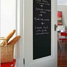 Этикет chalk номеров нарисовать board росписи винил декора доске съемный искусство