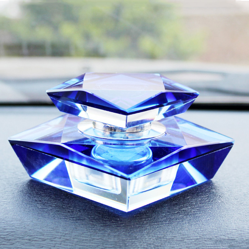 Car Perfume Artificial Crystal Air Freshener In The Car Smell Flavor For Home Auto Flavors Car Perfume Seat Interior Decoration