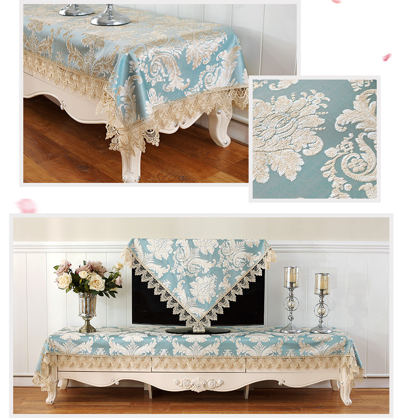 Rose Cabinet TV Table Cloth Best Children's Lighting & Home Decor Online Store