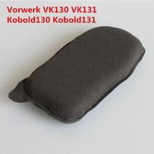 6 шт. Fit vorwerk vk130 vk131 kobold130 kobold131 защиты двигателя угольный фильтр хлопок пылесос части
