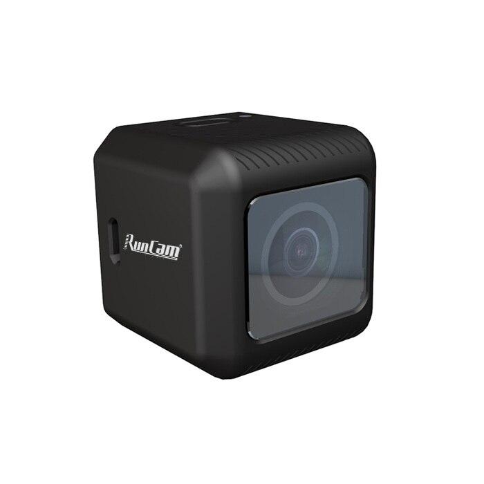 Livraison gratuite Runcam 5 FPV caméra 1080 120FPS NTSC/PAL commutable haute FPV vidéo avec 950mah batterie pour Drone de course d'avion RC