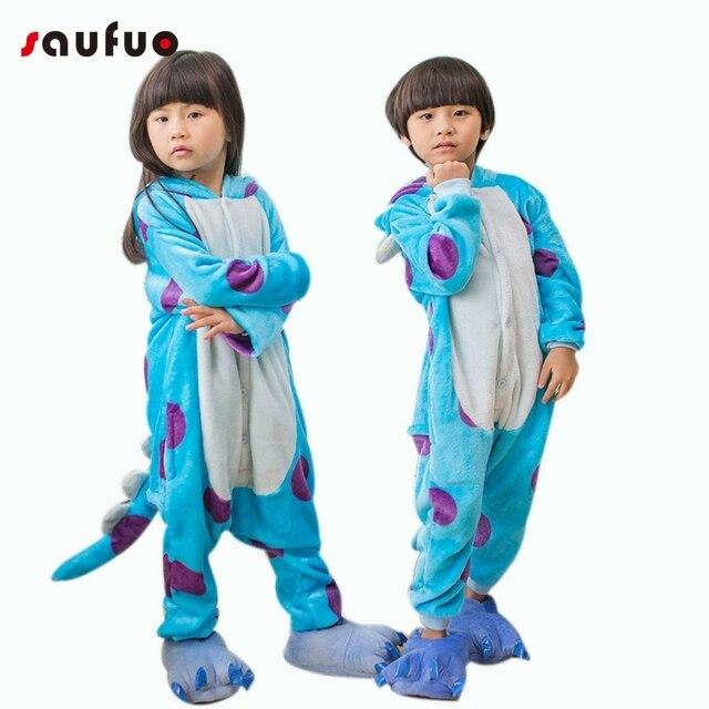 b5c483c53 Monstruo Azul Pijama De Mujer Hombre Unisexo Cosplay Pijamas Unicornio  Infantil Spiderman Disfraces Niña Panda Enteros