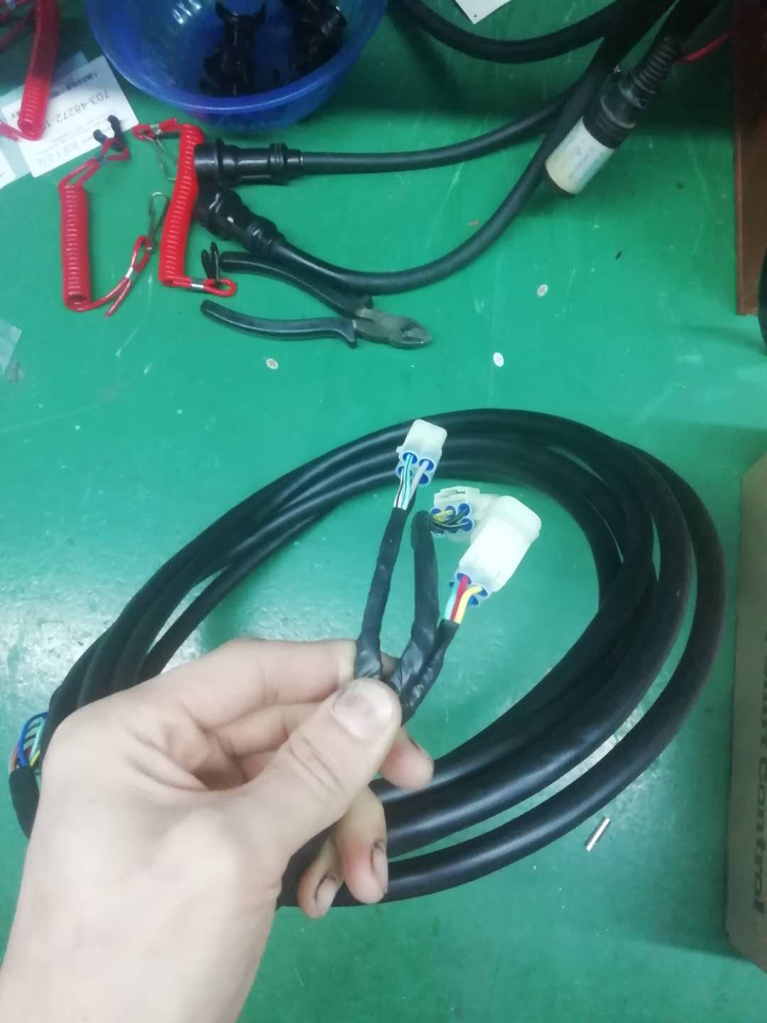 US $78.0 |32580 ZW1 V01 Main Wiring Harness 16.5FT for Honda Outboard on marine wiring harness, honda generator wiring harness, evinrude etec wiring harness, honda motorcycle wiring harness, honda outboard tach wiring, honda element wiring harness, mercury outboard wiring harness, outboard motor wiring harness, force outboard wiring harness, honda trailer wiring harness, honda engine wiring harness, honda outboard wiring color code, mercruiser wiring harness, suzuki wiring harness, yamaha wiring harness,