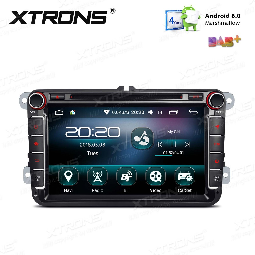 Xtrons Android 81 Octa Core Car Dvd Player Gps For Vw Vento T5 Volkswagen Wiring Diagram 7 Video Radio Head Unit Stereo Navigation Usb