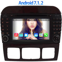 3G 4G WIFI Two Din Quad Core Android 7 1 2 Car DVD Player GPS Navi