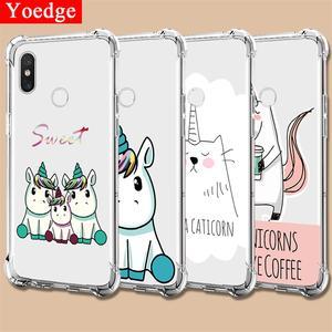 Phone-Case Airbag-Cover Unicorn Xiaomi Redmi Mi A3 Plus 6A for 7-5/Plus/6a/.. 6/8-Lite