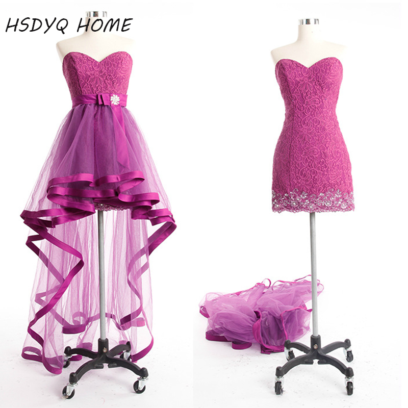 Amazing Sweetheart Sexy   Prom     dresses   Lace Beading Sashes Evening party gown Summer Crystal   Prom   party   dress   Real photo