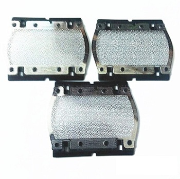 3PCS 5S Foil Screen for Braun PocketGo MobileShave 550 570 M60 M90 P40 P50 P60 P70 P80 P90 Shaver Head Replacement Mesh Gri