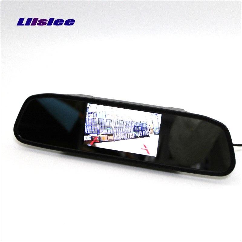 Liislee For Mercedes Benz ML250 ML350 ML400 ML550 Rearview font b Mirror b font font b