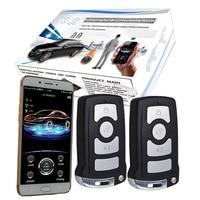 Кардо gps сигнализация автомобиля смартфон приложение Центральный замок разблокировки двери автомобиля Запуск без ключа остановить двигат