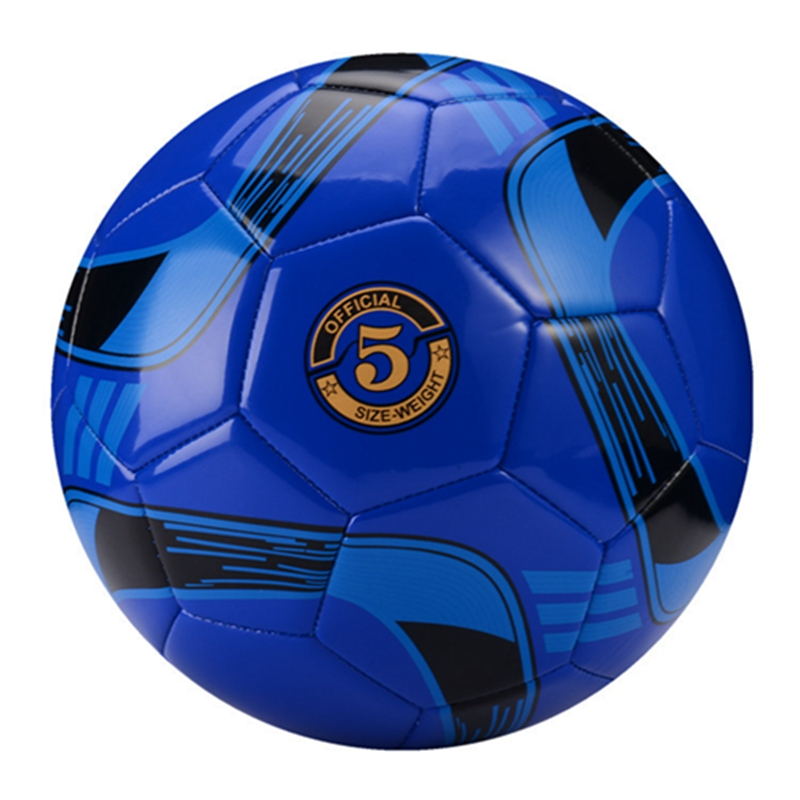 Euro size Russia Size 5 Football Premier Seamless Soccer Ball Goal Team Match Training Balls League futbol bola with Pump Gift