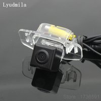 Lyudmila Wireless Camera For Honda Civic / Ciimo 2012~2015 Rear view Camera Back up Reverse Parking Camera / HD CCD Night Vision