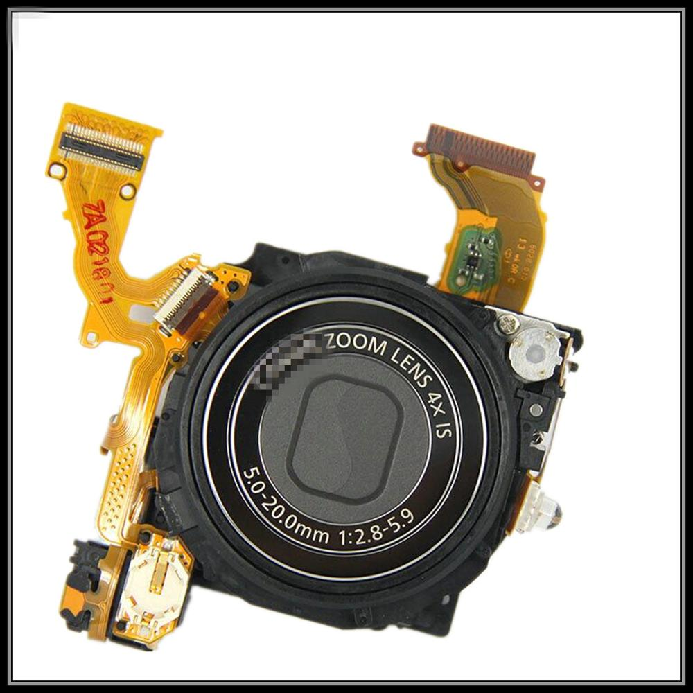 Lens Zoom Unit For Canon IXUS105 IXUS 105 SD1300 IXY200F Digital Camera Repair Part + CCD