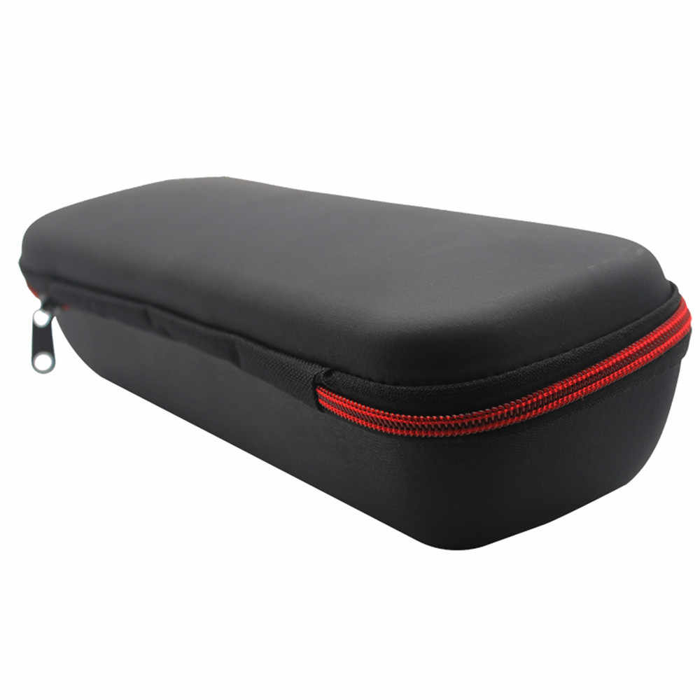 WS858 E106 multi-function microphone storage box, supports a variety of models of microphone