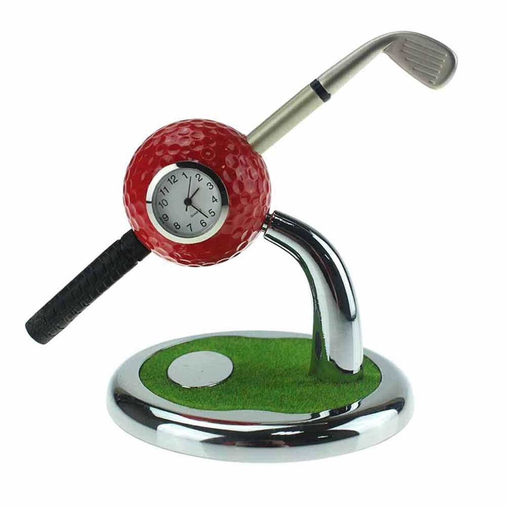 CRESTGOLF Regalo Personalizado De Golf Pelota de Golf de Diseño de Escritorio Ti
