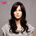 Long Black Wig For Women Natural Black Color Synthetic Wigs Cosplay Pelucas Sinteticas AAA Long Wig Peruca Cosplay Wigs