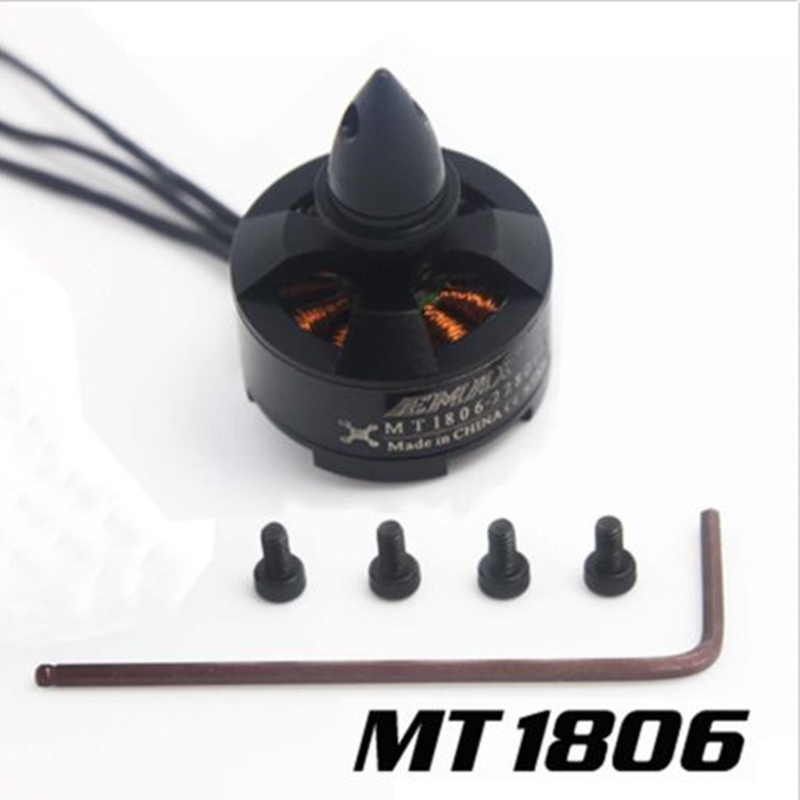 4x Emax MT1806 2280KV Brushless Motor CW CCW for QAV250 Multirotor Quadcopter 4x emax mt2213 935kv 2212 brushless motor for dji f450 x525 quadcopter multirotor