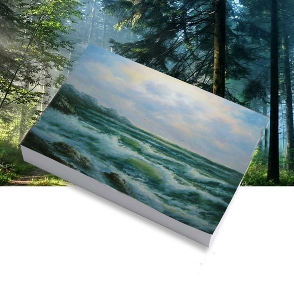 20Pc/Pack Sheets High Glossy A4 Photo Paper Apply To Inkjet Printer Ideal For Photographic Output #276030