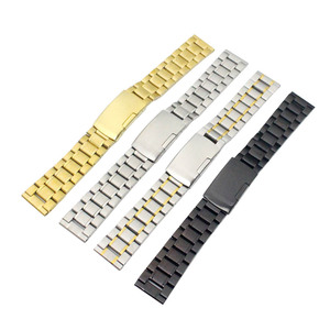 18/19/20/22mm Men Watch Band S