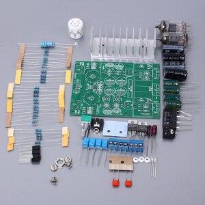 Image 5 - Lusya ハイファイ 6J1 チューブアンプオーディオボード LM1875T パワーアンプボード 30 ワットプリアンプ胆汁バッファ DIY キット/完成した