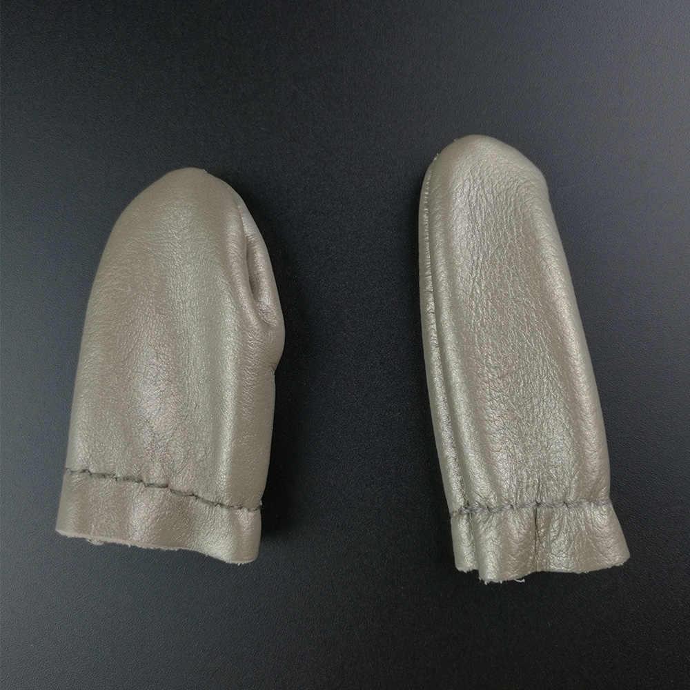 50 шт. буквенный указатель напальчник инструмент для вышивания кожа иголка валяние буквенный указатель палец протектор Thimble вышивка ремесло инструмент