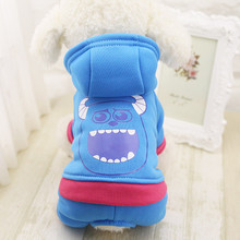 Fashionable Winter Minions Hooded Sphynx Cat