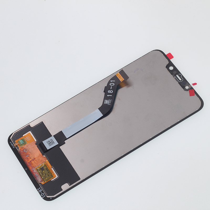 "Image 3 - 6.18"" 100% original display For Xiaomi Pocophone F1 LCD+ touch screen digitizer component for Xiaomi poco F1 LCD repair parts-in Mobile Phone LCD Screens from Cellphones & Telecommunications"
