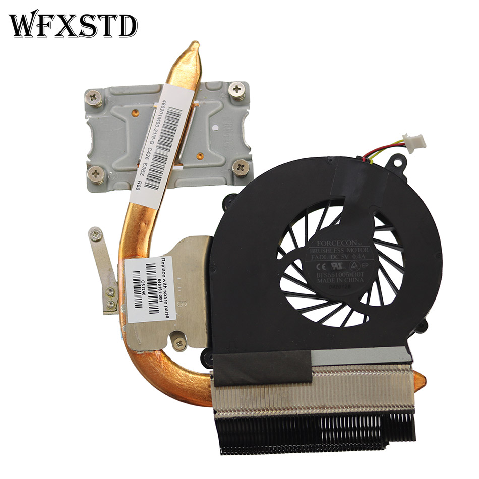 New Original CPU Cooling FAN For HP CQ43 430/431/435/436 646180-001 DFS551005M30T Brand new original Independent video card футболка sweewe sweewe sw007emrqj08