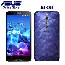 "Asus Zenfone 2 deluxe ZE551ML 4 ГБ оперативной памяти 32 ГБ ROM смартфон 5.5 ""Android 5.0 Intel Z3580 2.3 ГГц 13.0MP FDD LTE 4 г мобильного телефона"