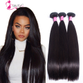 8A Peruvian Virgin Hair Weft 3pcs Hair Bundles Unprocessed 100% Human Virgin Hair Extensions Peruvian Straight Weaves Weft Hair