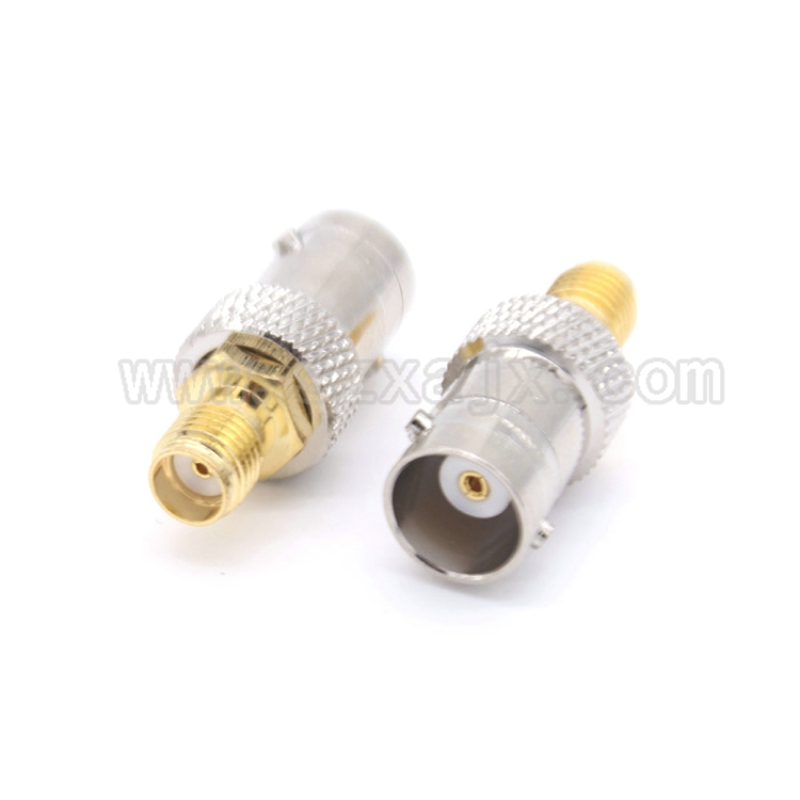 RF coaxial coax adapter BNC to SMA connector BNC female to SMA female Jack adapter Free shipping bnc м клемма каркам