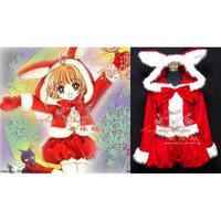 Chobits Chii Dress Cosplay Costume Tailor Made G552