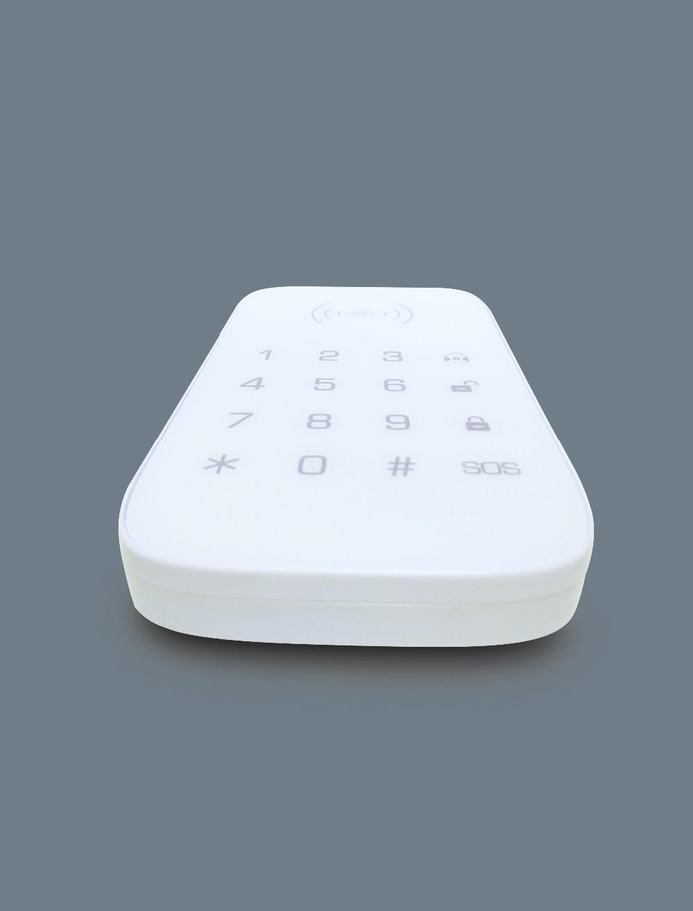 smartyiba 433 mhz teclado sem fio do 01