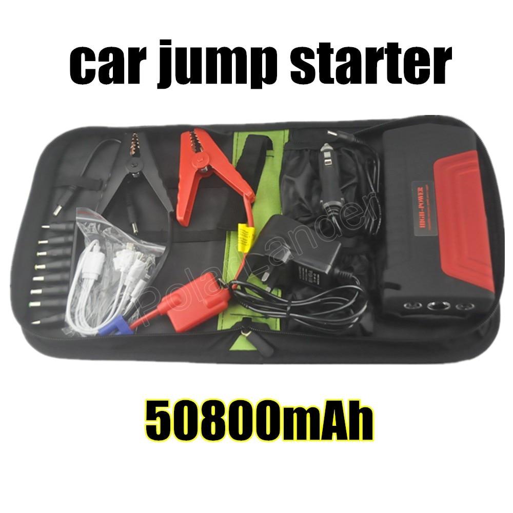 Hot sell Car Jump StarterAuto Engine Emergency Start Battery Source font b Laptop b font Portable