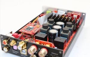 Image 3 - 2018 FX Audio D802C PRO 전체 디지털 앰프 BT@4.2 입력 USB/RCA/광/동축 입력 24Bit/192KHz 80W * 2 전원 어댑터 없음