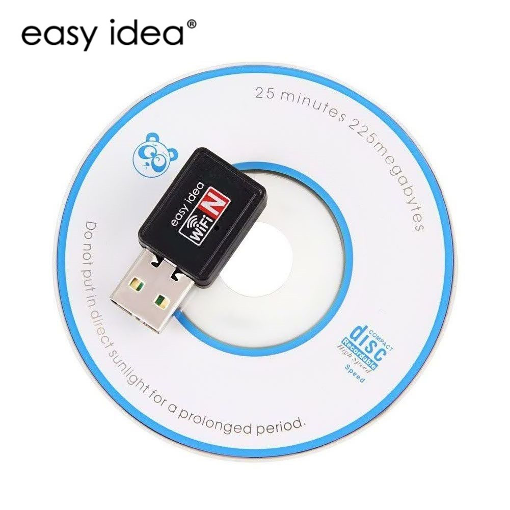 USB Wifi Adapter 150Mbps 2db USB Ethernet Lan USB Wi-fi Adapter Wireless Network Card 802.11b/n/g Wifi Dongle PC Wi-fi Receiver