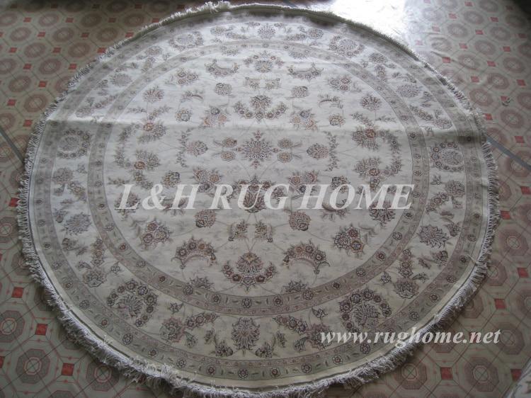 Round Persian Rugs