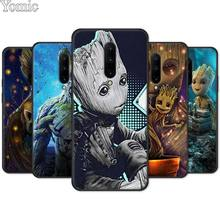Guardians Of The for Galaxy Soft TPU Cover Shell for Oneplus 7 7 Pro 6 6T 5T Black Case for Oneplus 7 7Pro Silicone Phone Case