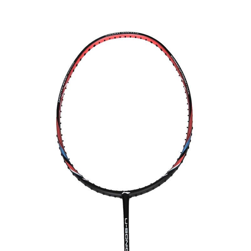 Li-Ning U-Sonic 17 Badminton Rackets Single Carbon Fiber Professional LiNing Rackets EAMJ17