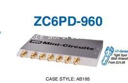 [BELLA] Mini-Circuits ZC6PD-960-S 890-9600MHZ Six SMA Power Divider