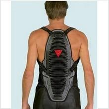 Gratuit ShippingMotorcycle Motocross Vélo Escalade Retour Body Protector Spine Armure Taille