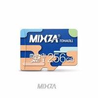 MIXZA Memory Card 256GB U3 128GB 64GB Micro Sd Card Class10 UHS 1 Flash Card Memory