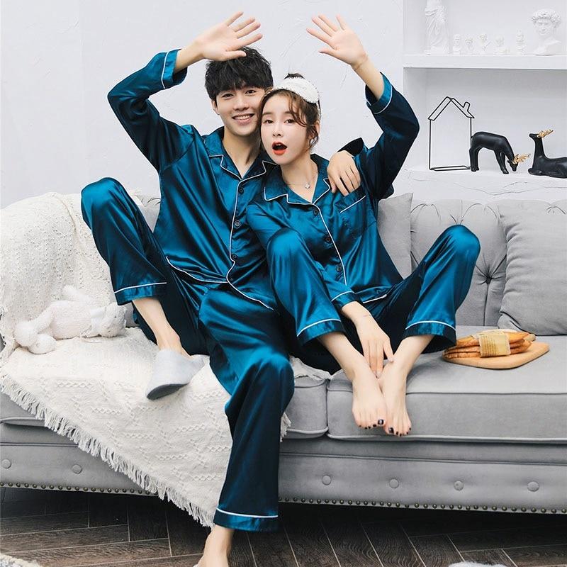 Men Pajamas Set Couples Matching Pajamas Sleepwear Long Sleeve Winter Pajama Men Onesie Plus Size Christmas Pajamas Couples V3