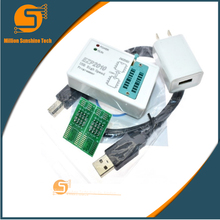 lastest EZP2010 high-speed USB SPI Programme + IC Test Clips socke Support 24 25 93 EEPROM 25 Flash BIOS Chip