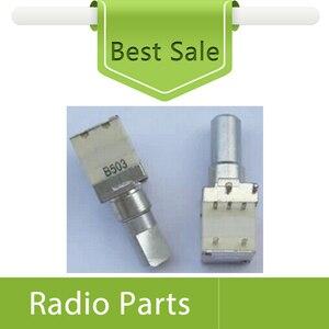 Image 3 - 10X Power Swith Volume Schakelaar voor Motorola GP328, GP340 CP040
